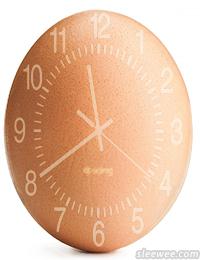 Time for Hard-Boiled Eggs