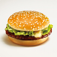 Teriyaki McBurger