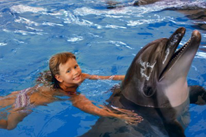 uShaka Marine World family-friendly attraction in South Africa
