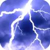 Lightning prediction alarm