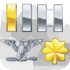 U.S. Army Officer Rank Insignia