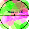 Find the diameter of a circle