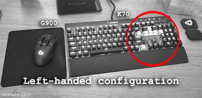 How to Remap a Key on the Corsair K70 Gaming Keyboard